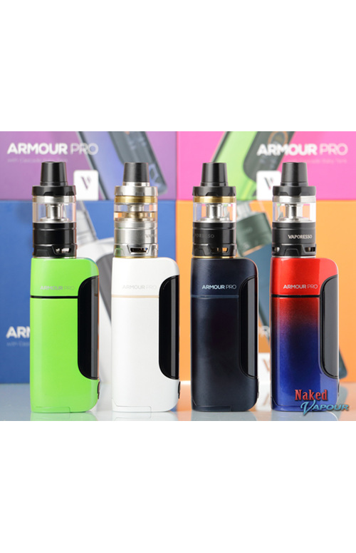Vaporesso ARMOUR Pro with Cascade Baby Tank - 5ml