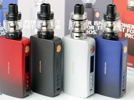 Vaporesso - GEN 220W TC Kit &  8ml SKRR-S Tank