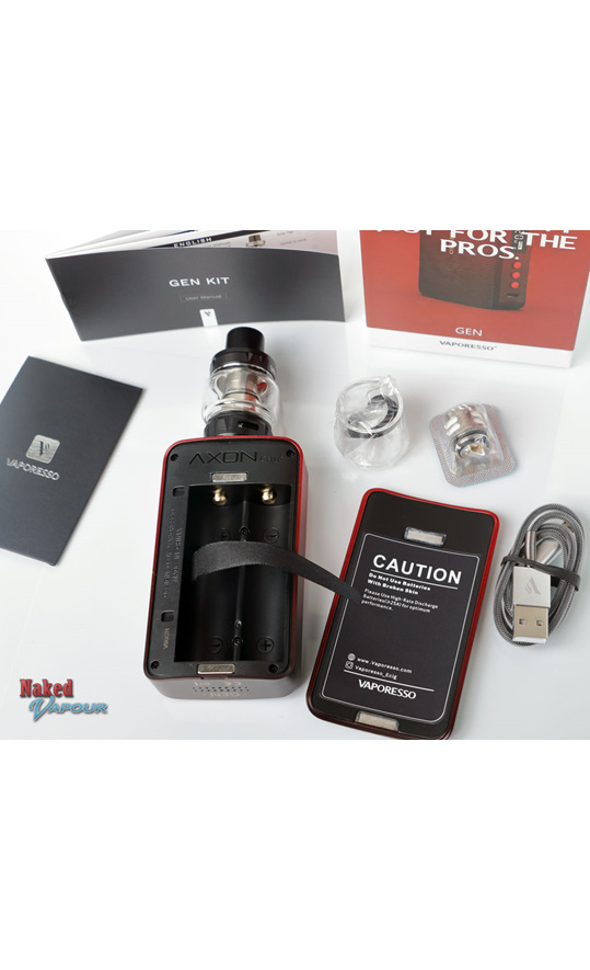 Vaporesso Gen Kit with SKRR-S 8ml Tank
