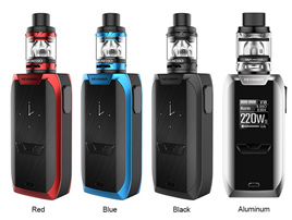 Vaporesso - Revenger-  220W Box MOD with 5ml NRG Tank