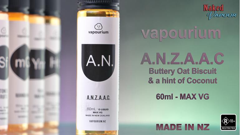 Vapourium A.N.Z.A.A.C