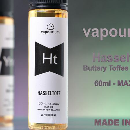 Vapourium - Hasseltoff - 60ml - e-Liquid