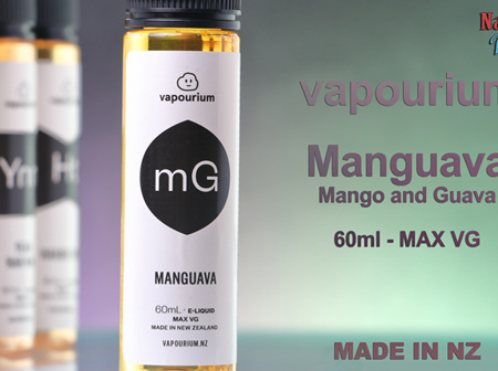 Vapourium - Manguava - 60ml - e-Liquid