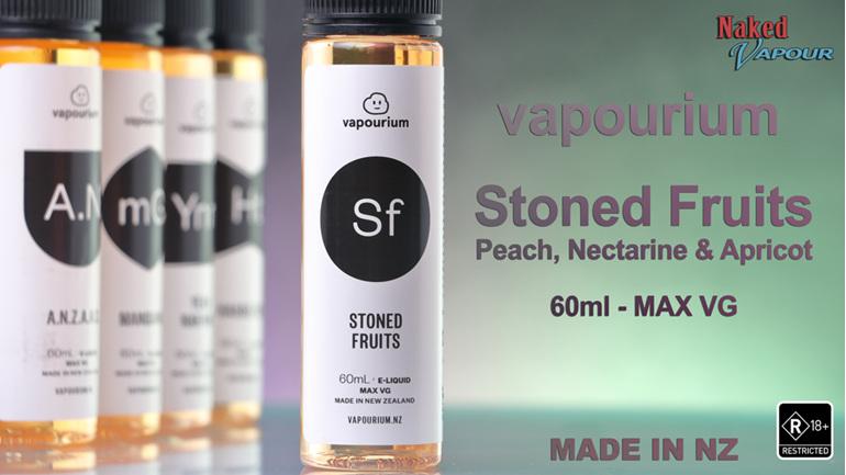 Vapourium Stoned Fruits
