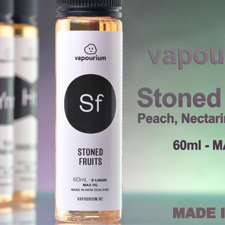 Vapourium - Stoned Fruits - 60ml - e-Liquid