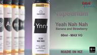 Vapourium - Yeah Nah Nah - 60ml - e-Liquid