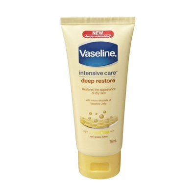 Vaseline Intensive Care -  Deep restore 75ml PLU 1135