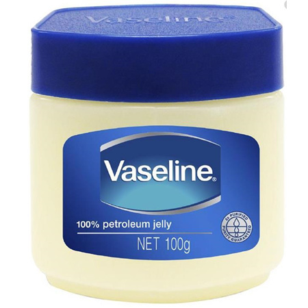 VASELINE PETROLEUM JELLY 100G
