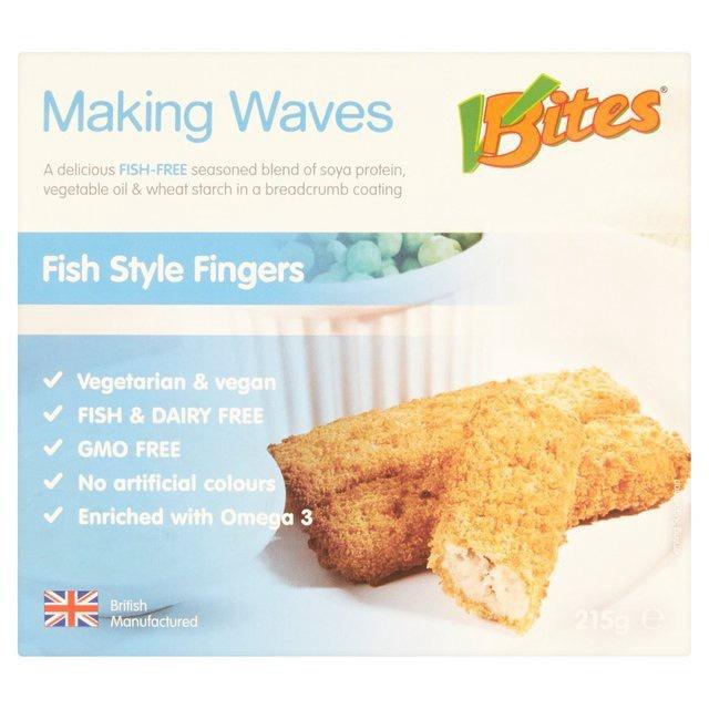 Vbites Fish Style Fingers