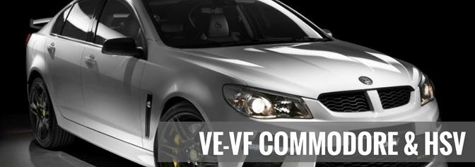VE - VF Commodore & HSV