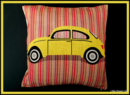 """Vee Dub Cushion"""