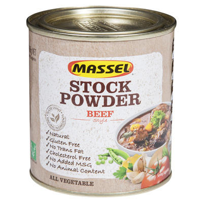 Vegan Beef Stock Powder - 168gm