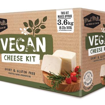 Vegan Cheeses Kit