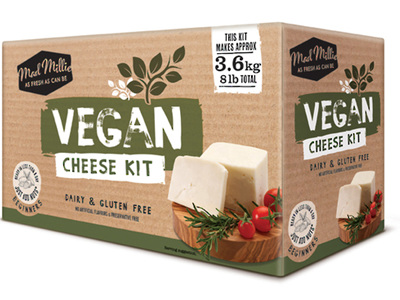 Vegan Cheeses Kit