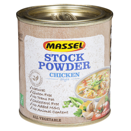 Vegan Chicken Stock Powder - 168gm
