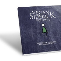 Vegan Sidekick Volumes 1 - 4
