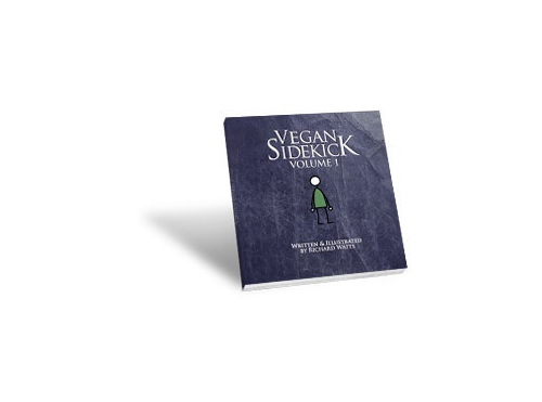 Vegan Sidekick Volumes 1 - 4
