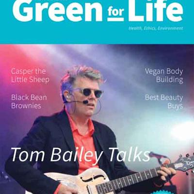 Vegan Society Magazine