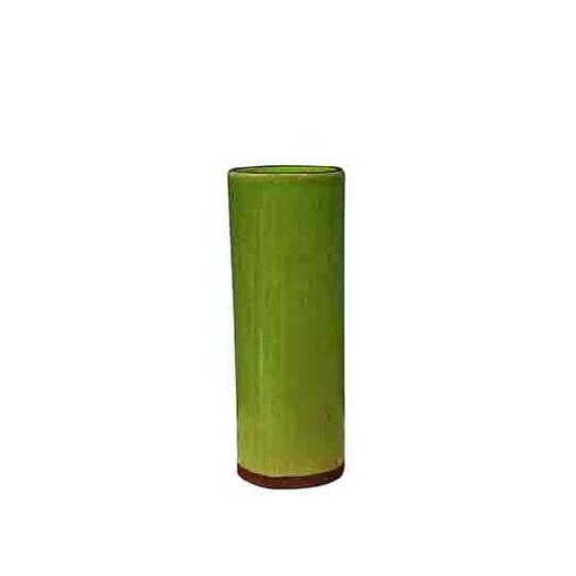 vegas cylinder vase lime medium
