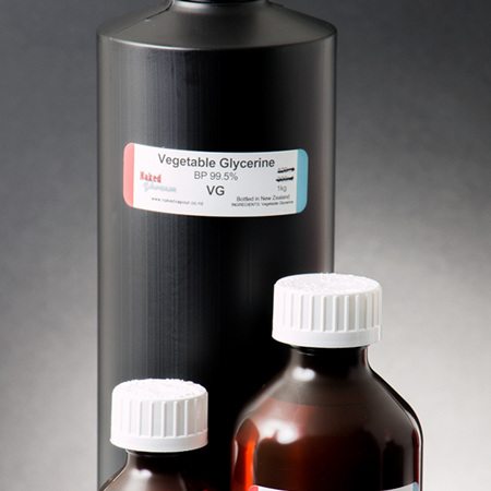 Vegetable Glycerin USP (VG)