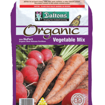 Vegetable Mix 30L Organic