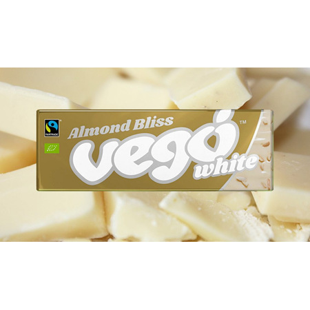 Vego Almond Bliss Chocolate Bar
