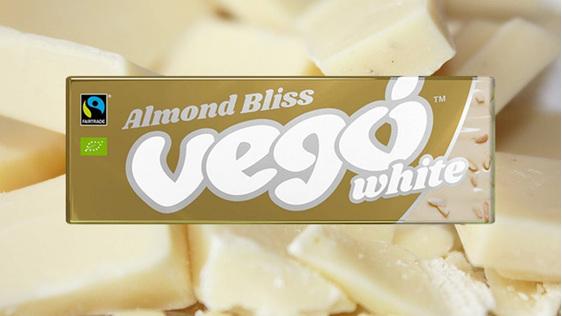 Vego Almond Bliss Chocolate Bar
