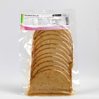Vegusto Sandwich Slices Deli Style