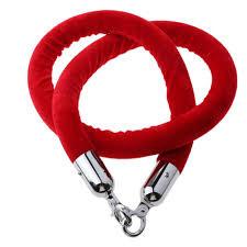 Velvet Bollard Rope