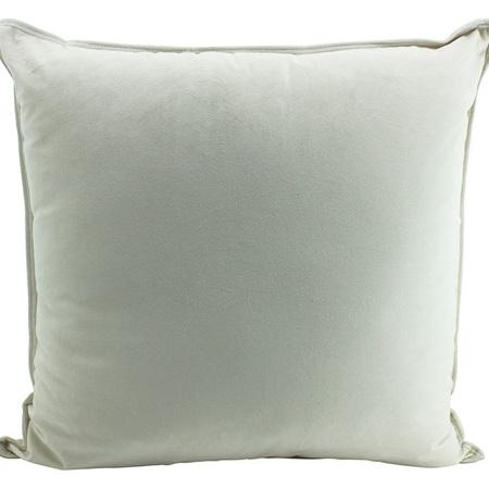 Velvet Cushion Champagne 55x55cm