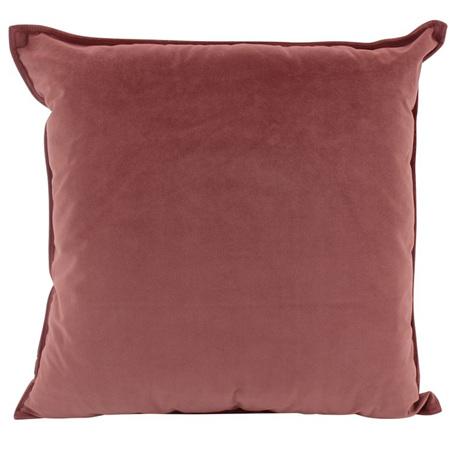 Velvet Cushion Mulberry 55x55cm