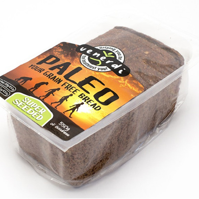 Venerdi Paleo Bread Super Seeded 550g
