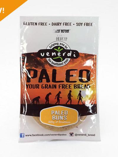 Venerdi Paleo Buns - 220g (2 buns)