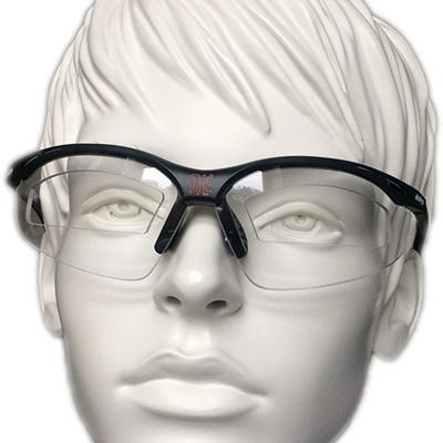 Vented Bifocal O-Glasses
