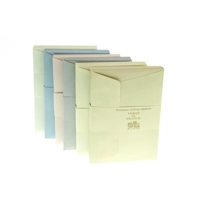 G.Lalo Verge de France envelopes C6