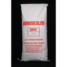 Vermiculite fine 4 cu ft bag