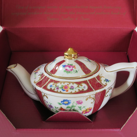 Versailles tea for one