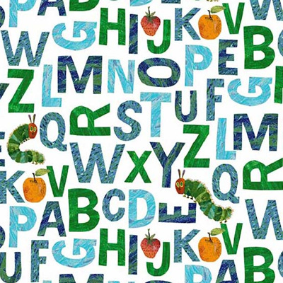 Very Hungry Caterpillar ABCs - Alphabet