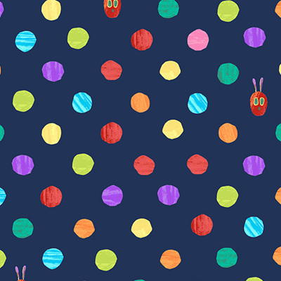 Very Hungry Caterpillar -  Bright Dots
