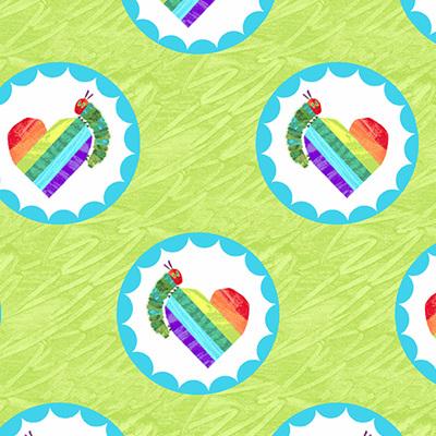 Very Hungry Caterpillar -  Bright Hearts