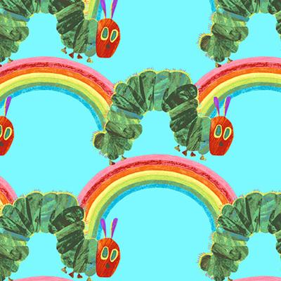 Very Hungry Caterpillar -  Bright Rainbow
