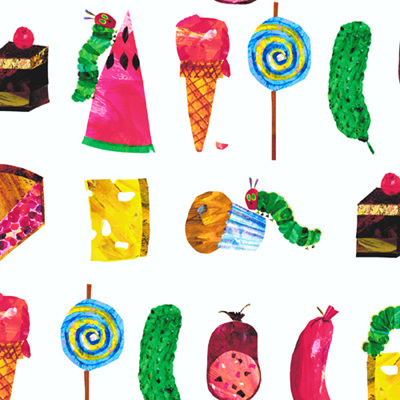 Very Hungry Caterpillar - Lunch Munch
