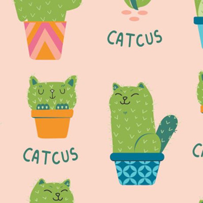 Very Punny - Catcus