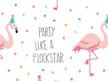 Very Punny - Party Like A Flockstar