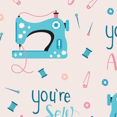 Very Punny - You're Sew Amazing