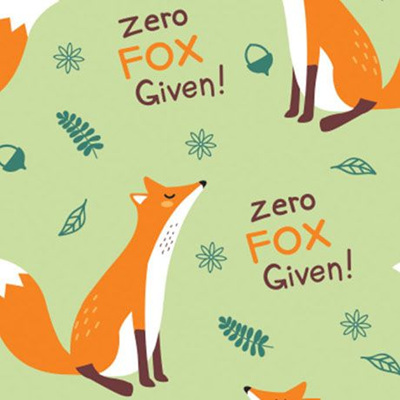 Very Punny - Zero Fox Given