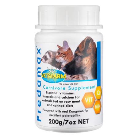Vetafarm Predamax Raw Food Supplement