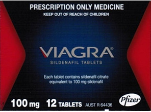 Viagra 100mg 12 Tablets