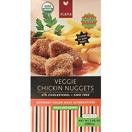 Viana Veggie Chicken Nuggets