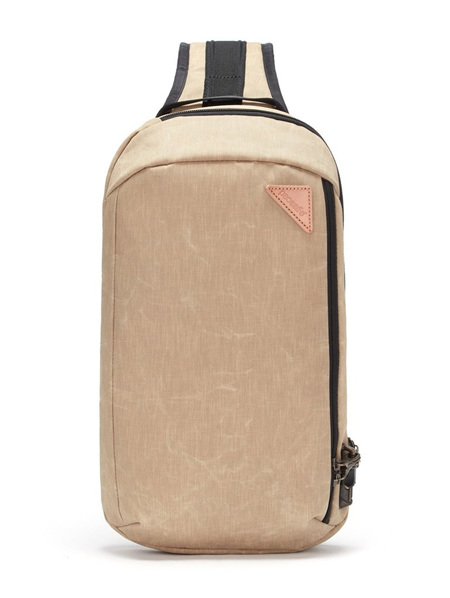 Vibe 325 Anti-Theft Cross Body Pack Coyote